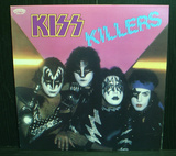 記事No.207の「KISS LP 3枚(Killers,Love Gun,Asylum)」のリンク