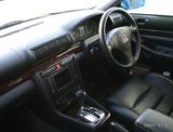 記事No.247の「A4 Avant 2.4quattroの車内画像です。」のリンク
