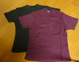 記事No.440の「13、トレーナーの下に何を着ます?…ハイネック(モックタートル)半袖Tシャツ」のリンク