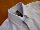 記事No.460の「『VAN』のオックスフォードB.Dシャツ(saxe blue)」のリンク