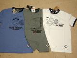 記事No.461の「『VAN』のコラボ半袖Tシャツ」のリンク
